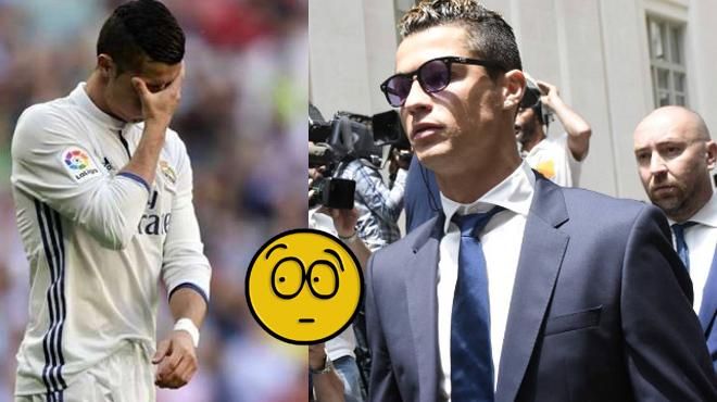 """Trong lúc đang hồi sinh mãnh liệt về khả năng """"nhả đạn"""", Ronaldo bất ngờ nhận cáo buộc trốn thuế khiến cả TG bàng hoàng"""