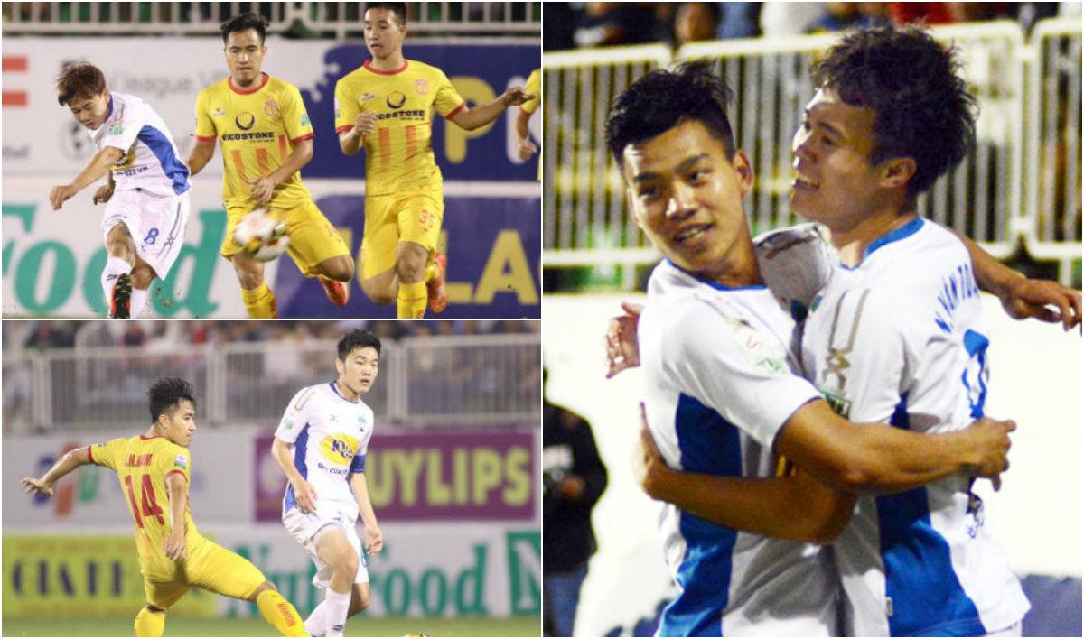 Sao U23 Việt Nam tỏa sáng, HAGL có chiến thắng đầu tiên bằng cách không thể kịch tính hơn