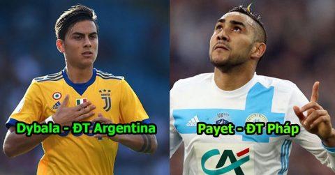 Điểm mặt 5 tài năng triển vọng như Messi, Ronaldo nhưng không được dự WC 2018