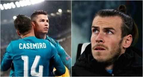 Dự bị cả trận nhìn Ronaldo chói sáng, Bale chốt luôn điểm đến sau mùa giải khiến tất cả ngỡ ngàng