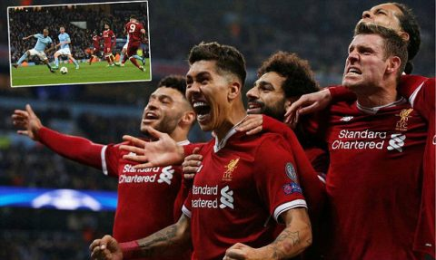 Kết quả Man City vs Liverpool: Thoát hiểm thần kỳ, ngược dòng khó tin