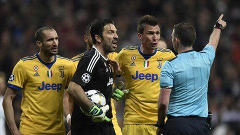 Sự căng thẳng và cuồng nộ đã xảy ra như thế nào trong đường hầm sau trận Juve – Real?