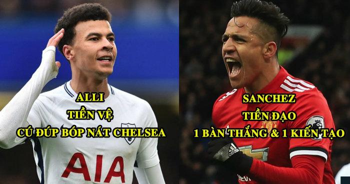 ĐHTB vòng 32 Premier League: Dày đặc các quái vật thành Manchester
