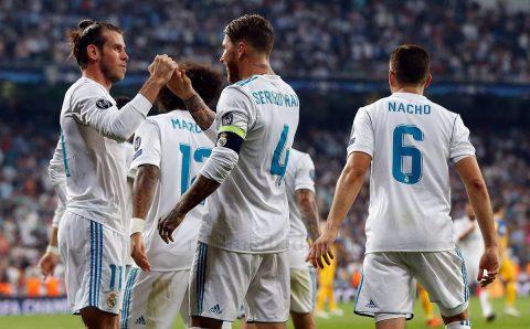 Không cần đến Ronaldo, Real vẫn hủy diệt Las Palmas bằng cách không thể dễ dàng hơn