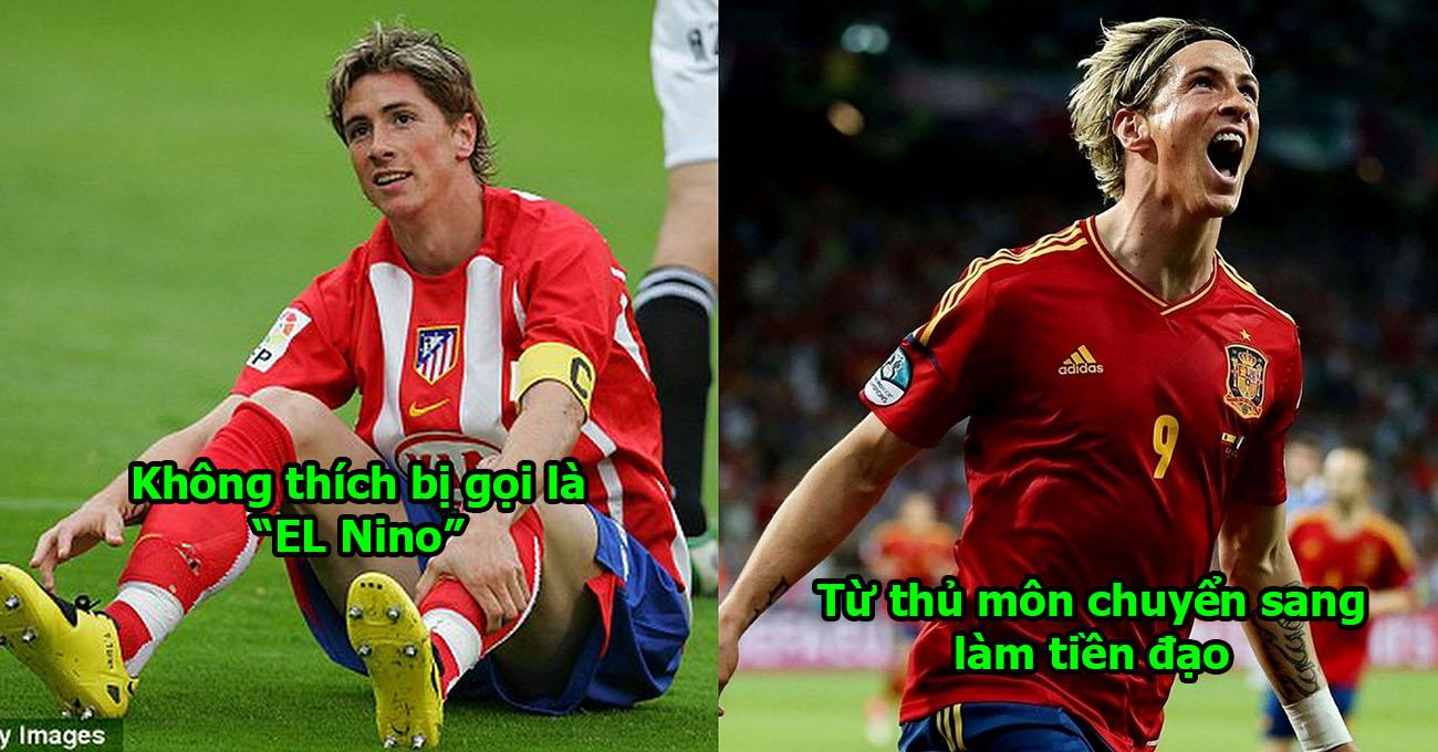 10 bí mật chưa từng tiết lộ về Fernando Torres – Sát thủ vòng cấm trong hình hài soái ca tóc vàng