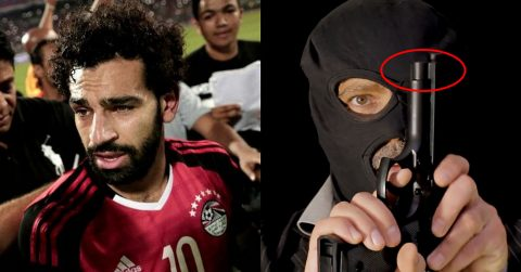 Bị bọn cướp dí súng vào đầu bố mình dọa giết, Mohamed Salah đã có hành động khiến cả TG phải khâm phục thế này đây!