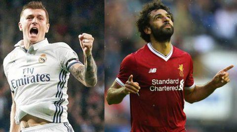 TIN CHUYỂN NHƯỢNG 08/4: Toni Kroos muốn tìm thử thách mới, Real tung chiêu độc vụ Salah
