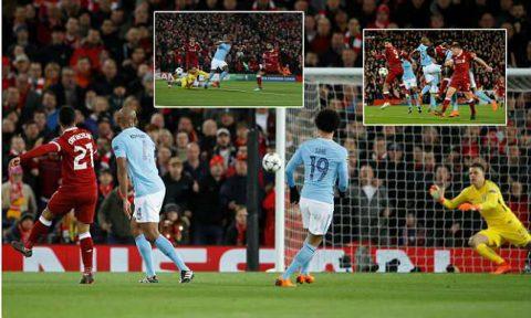 Kết quả Liverpool vs Man City: Tấn công rực lửa, 20 phút xuất thần và choáng váng