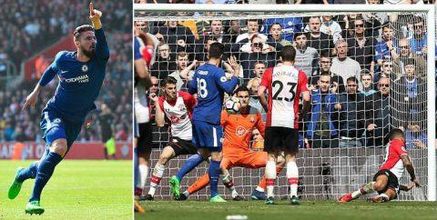 Kết quả Southampton vs Chelsea: 9 phút thần thánh, ngược dòng không tưởng