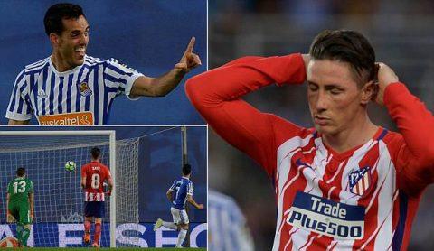 Kết quả Real Sociedad vs Atletico Madrid: Bước ngoặt bất ngờ, kịch bản cực Sốc