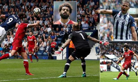 Messi Ai Cập lại ghi bàn, Liverpool vẫn phải nhận kết quả đầy cay đắng trước West Brom