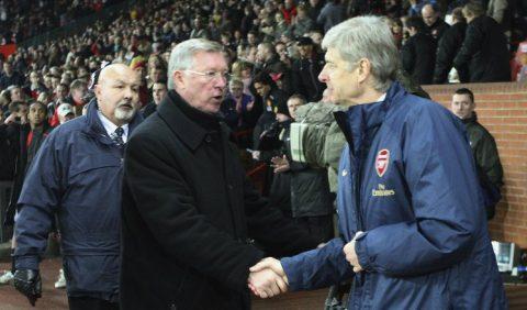 """Sir Alex: """"Tôi thực sự rất vui với quyết định của Arsene Wenger"""""""