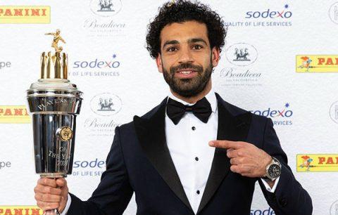 Vượt mặt hàng loạt siêu sao, Messi Ai Cập CHÍNH THỨC đoạt danh hiệu cầu thủ hay nhất năm của PFA khiến tất cả ngỡ ngàng