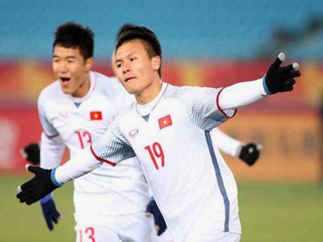 Sánh vai cùng Ronaldo và Messi, Quang Hải vào Top 500 cầu thủ quan trọng nhất thế giới khiến cả đất nước hãnh diện