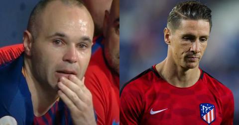 Iniesta ấn định ngày họp báo chia tay Barca, Torres nói điều cảm động rơi nước mắt về người đàn anh