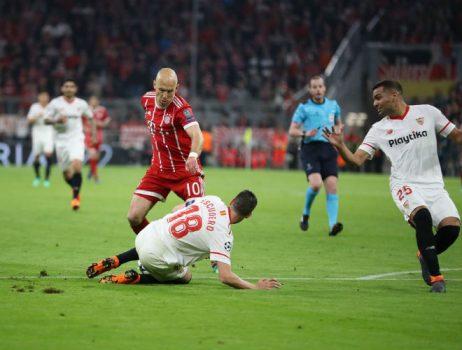 Kết quả Bayern Munich vs Sevilla: Tấn công điên cuồng, khung thành rung chuyển