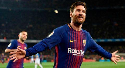 """Messi đóng vai """"đấng cứu thế"""", Barca giành 1 điểm theo cách không tưởng trên sân Sevilla"""