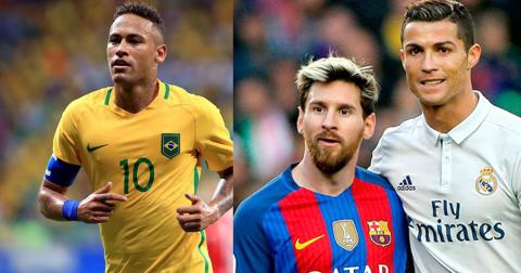 Những cầu thủ đáng xem nhất World Cup 2018: Neymar gây phẫn nộ khi cả gan loại thẳng mặt cả Messi lẫn Ronaldo