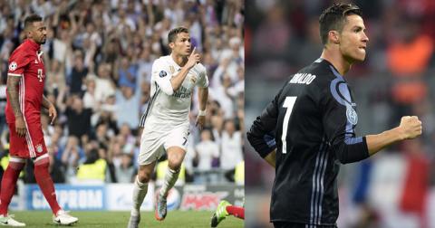 Nhìn số lần Ronaldo khiến người Đức phải ôm hận, Bayern lúc này đang run rẩy trước đại chiến
