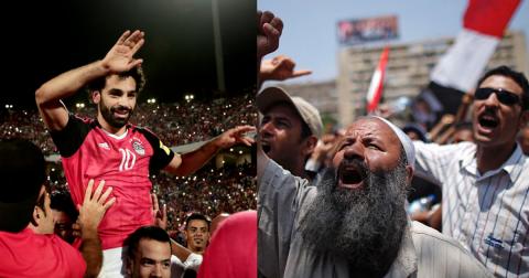 Salah cứu thoát Ai Cập khỏi chiến tranh một cách vô cùng khó tin