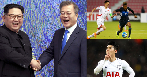 Đội hình mạnh ngang ngửa các đội châu Âu kết hợp Hàn Quốc, Triều Tiên khi hai miền thống nhất