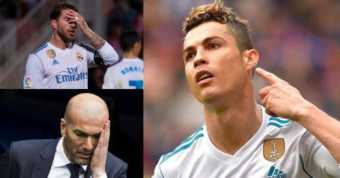 Qua mặt Zidane, đích thân Ronaldo gạch tên 2 siêu sao ra sân ở Champions League khiến tất cả phải ngỡ ngàng
