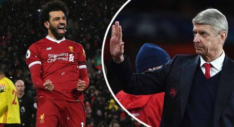TIN CHUYỂN NHƯỢNG 21/04: Real tung đòn mới vụ Salah, lộ diện người thay thế Wenger