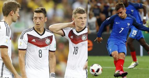 Chẳng phải Pháp, Anh hay Đức, đội bóng châu Âu này sẽ khiến thế giới khiếp sợ ở World Cup 2018!