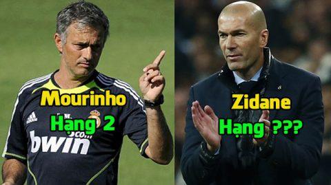 Top 6 HLV xuất sắc nhất lịch sử Real Madrid: Zidane tăng tốc góp mặt