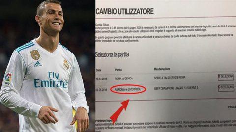 """NÓNG: Lộ kết quả bốc thăm bán kết Champions League, Roma chạm trán Liver, Bayern đụng độ """"hung thần"""" Real"""