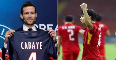 CỰC NÓNG: FIFA xem xét sửa luật để Yohann Cabaye có thể khoác áo Đội Tuyển Việt Nam