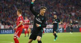 Ronaldo vẫn đi vào lịch sử Champions League mặc dù sút không trúng đích lần nào