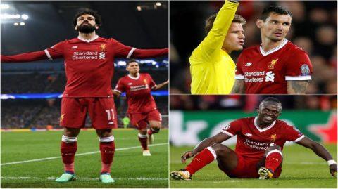 """Chấm điểm Liverpool sau đại thắng Roma: Điểm 10 cho """"Siêu nhân"""""""