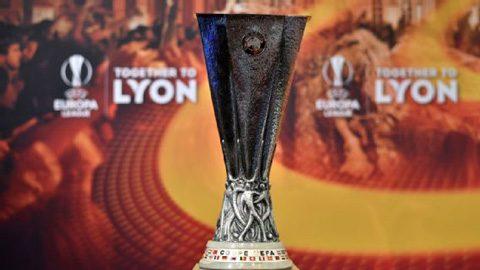 Hy hữu: Cúp Europa League bị đánh cắp tại Mexico