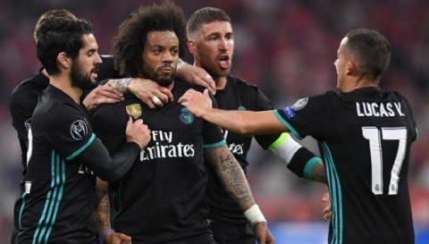 CHÙM ẢNH: Real hùng dũng đánh bại Bayern ngay tại đất Đức bằng bản lĩnh và may mắn