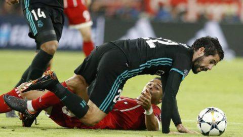 """Real nhận tin """"sét đánh"""" trước đại chiến lượt về với Bayern"""