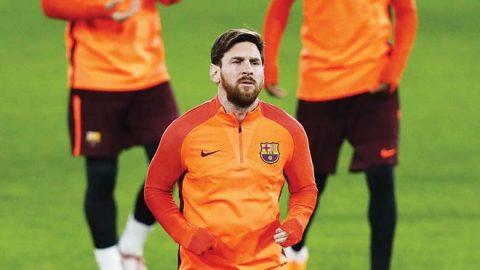 """NÓNG: Messi bị kiểm tra doping đột xuất, nghi án """"thế lực ngầm"""" chơi xấu Barca"""