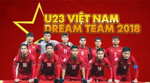 HLV Park Hang-seo đăng ký sơ bộ 58 cầu thủ U23 Việt Nam chuẩn bị cho chiến dịch AFF Cup 2018 và ASIAD 18