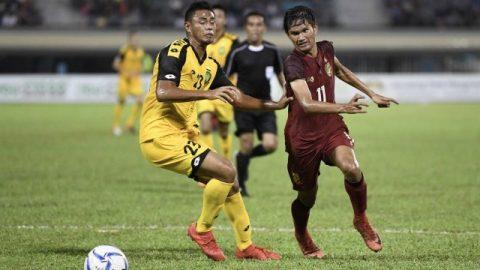 Vừa thất bại muối mặt trước Brunei, Thái Lan tiếp tục nhận quả đắng trước đại diện yếu nhất ĐNÁ