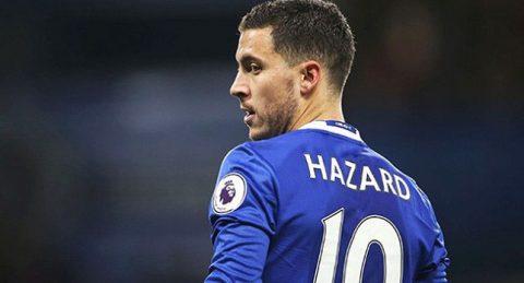 HOT: Hazard nổi loạn không kí hợp đồng với Chelsea, đang tìm mua nhà ở Tây Ban Nha