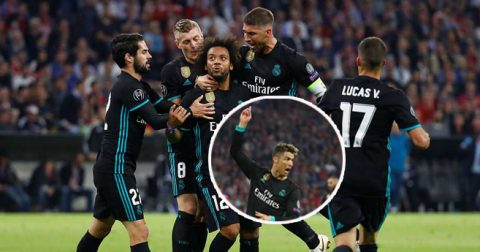 Chấm điểm Real sau chiến thắng trước Bayern: Sau hơn 1 năm, Ronaldo mới tệ như thế