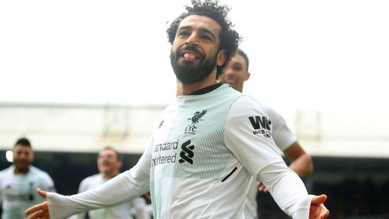 """Salah xô đổ kỷ lục """"khủng"""" của Ronaldo & Van Persie"""