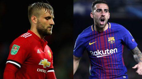 Chuyển nhượng 05/04: MU nhắm sao Napoli thay Shaw, Southampton tính gây sốc bằng sao Barca