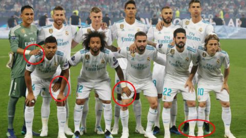 2 ngày sau khi lên đỉnh châu Âu, tờ báo thân Real bất ngờ tung hình ảnh trùng hợp đến kỳ lạ ở 2 trận CK Champions League khiến cả TG ngỡ ngàng