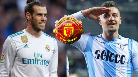 """CHUYỂN NHƯỢNG MU 28/5: Chốt giá """"khủng"""" cho người thay thế Pogba; chồng đủ 200 triệu euro nếu muốn có Bale"""