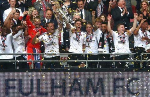 Đánh bại Aston Villa, Fulham trở lại Premier League sau 4 năm vắng bóng