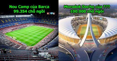 Chi 3500 tỷ, đối thủ của Việt Nam ở AFF Cup xây thánh địa bóng đá khủng hơn cả Nou Camp của Barca khiến cả ĐNÁ lác mắt