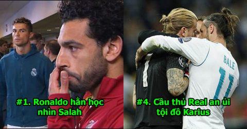 6 khoảnh khắc có 1-0-2 mà bạn đã bỏ lỡ ở Chung kết Cúp C1, kéo đến điều số 4 càng thêm nể phục Bale