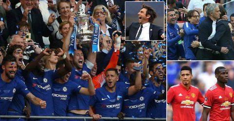 """Kết quả Chelsea vs MU: 11m oan nghiệt, ôm hận vì """"tội đồ"""""""