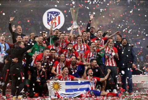 5 điểm nhấn không thể bỏ lỡ sau chức vô địch Europa League của Atletico
